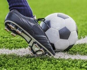 Soccer ballon bloc