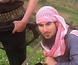 Sami Elabi en action en Syrie.