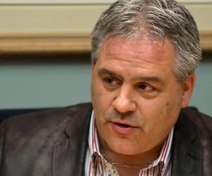 Le maire Jean-Claude Gingras ne s'est pas présenté vendredi à son procès civil. Il se serait rendu à l'hôpital en matinée pour des problèmes de pression artérielle.