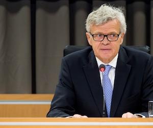 Le juge Jacques Chamberland présidera les audiences publiques de la Commission d'enquête sur la protection de la confidentialité des sources journalistiques.