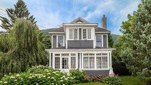 Une parfaite maison d'été à vendre pour 569 900$