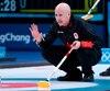 La formation canadienne de curling masculin a encaissé un revers de 5-3 aux mains des États-Unis en demi-finale du tournoi des Olympiques, jeudi.
