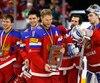 La Russie a raflé la médaille de bronze au Championnat mondial de hockey après avoir vaincu la Finlande au compte de 5-3, dimanche, à Cologne, en Allemagne.