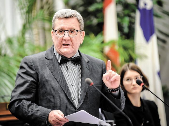 <b>Régis Labeaume</b><br /><i>Maire de Québec</i>