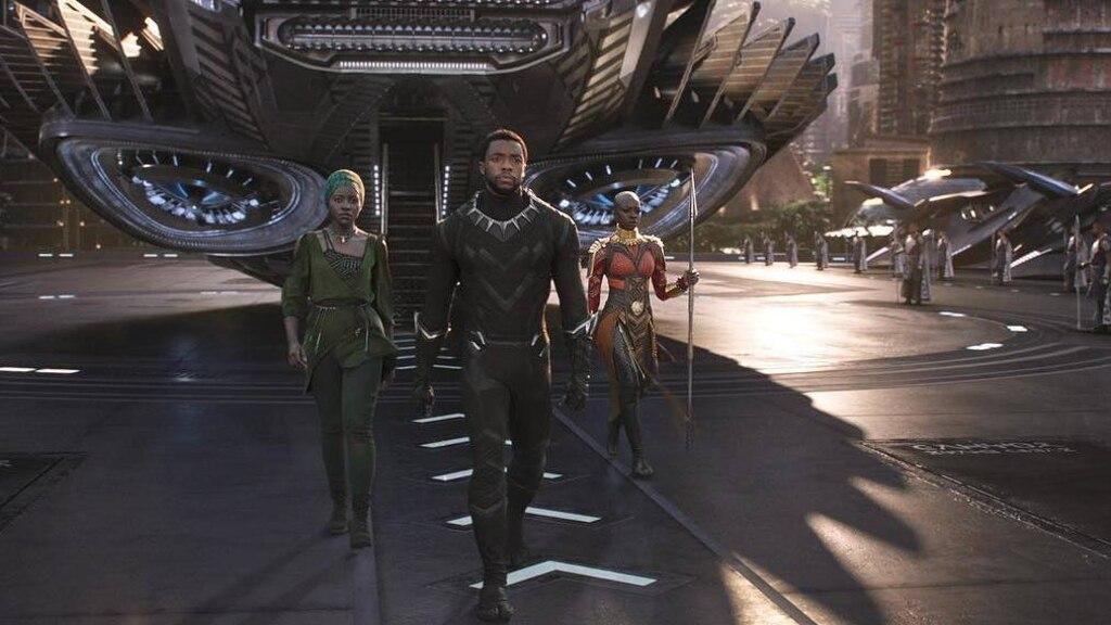 11 détails geek que vous n'avez pas remarqué dans Black Panther