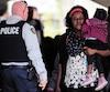 Plusieurs migrants avaient franchi la frontière canadienne en août 2017 à Saint-Bernard-de-Lacolle.