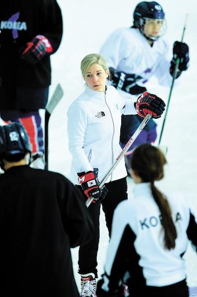 Sarah Ruth-Murray de la formation de la Corée du sud