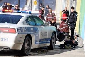 Des policiers dans la tourmente