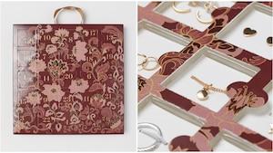Image principale de l'article H&M vend un calendrier de l'avent plein de bijoux