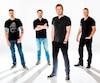La formation Nickelback, qui est dans les derniers moments de sa tournée <i>Feed the Machine</i>, sera de passage, samedi soir, au parc Beauséjour, à l'occasion des Grandes Fêtes Telus, à Rimouski.