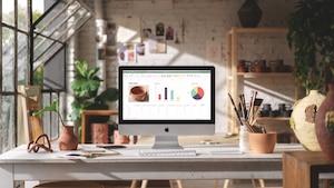 Apple lance sa nouvelle gamme puissante d'iMac
