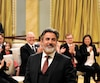 Le nouveau ministre Pablo Rodriguez lors de son assermentation, mercredi.