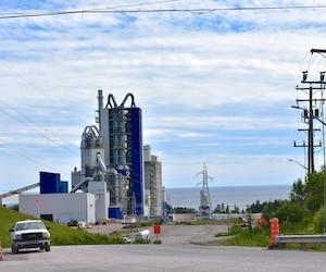 Cimenterie McInnis Port-Daniel