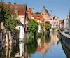 La ville médiévale de Bruges sera bientôt traversée d'un pipeline qui l'approvisionnera en bière.