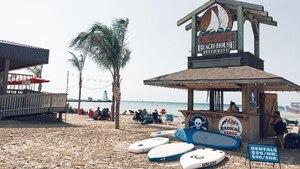 Image principale de l'article La plage en Ontario aux allures d'un tout inclus
