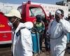 L'OMS est venue à la rescousse des autorités en livrant 1,2 million de doses d'antibiotiques et, avec des ONG comme la Croix-Rouge, a formé en urgence des centaines de volontaires pour la prévention et l'information de la population.