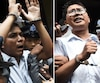 Kyaw Soe Oo et Wa Lone, journalistes emprisonnés en Birmanie