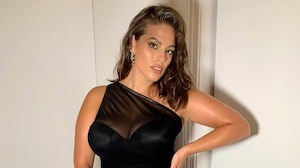 Ashley Graham dévoile une photo d'elle nue