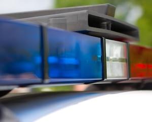 Bloc situation Police sirene