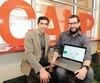 Daniel Leblanc et Éric Cappannelli, cofondateurs de la plateforme Inbe, s'apprêtent à conquérir le marché européen avec leurs solutions qui permettent d'avoir un accès direct et rapide à l'opinion des consommateurs.