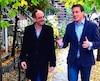 Ianik Marcil et Guillaume Lavoie