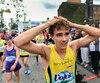 Christopher Zablocki a remporté le marathon avec 15 minutes d'avance.