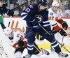 Les Jets de Winnipeg et les Flames de Calgary ont déjoué les pronostics de nombreux experts.