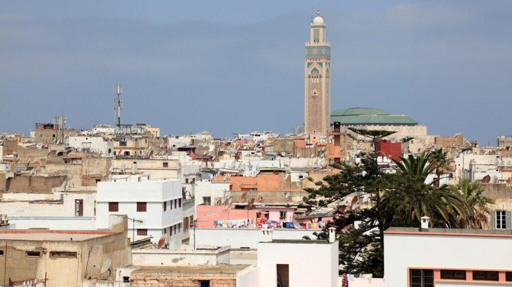Un week-end à Casablanca, au Maroc