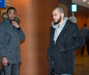Merouane Ghalmi, soupçonné d'être terroriste