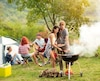 bloc camping plein air bbq barbecue