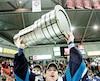 Pendant sa carrière junior, Sidney Crosby a conquis les amateurs de l'Océanic de Rimouski et ceux de la LHJMQ.