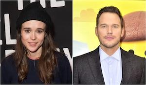 Ellen Page s'en prend à Chris Pratt