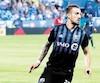 Maximiliano Urruti ne compte qu'un but cette saison avec l'Impact. Il a toutefois amassé cinq passes décisives.