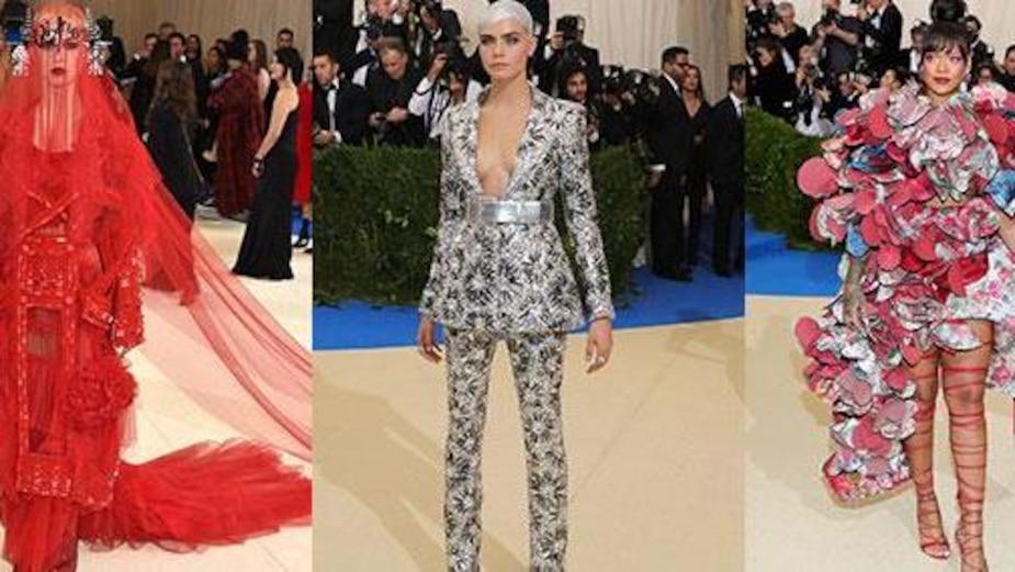 Image principale de l'article Met Gala 2017: Les tenues les plus originales du tapis rouge