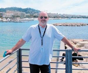 L'auteur Luc Dionne n'a raté aucune édition du festival depuis 2011.