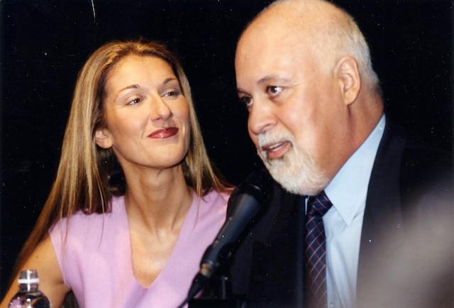 Céline Dion et René Angelil. septembre 1999 PHOTO RAYNALD LEBLANC / LES ARCHIVES / LE JOURNAL DE MONTREAL