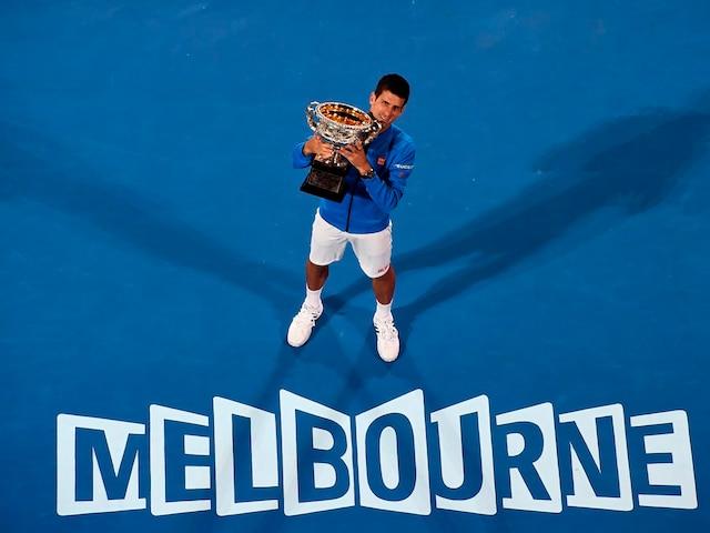 Novak Djokovic a commencé sa saison du bon pied en remportant les Internationaux d'Australie.