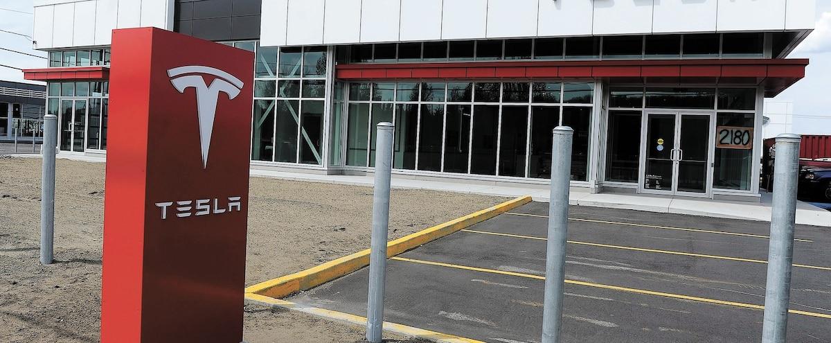 Le fabricant Tesla arrive à Québec