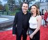 Guy A. Lepage et Mélanie Campeau au Gala ARTIS 2017