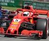 (5) Sebastian Vettel (SCUDERIA FERRARI) lors de la 2e séance d'essais libres de la Formule 1 dans le cadre de la 40e édition du Grand Prix du Canada au Circuit Gilles-Villeneuve
