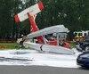 L'expérimenté pilote de cet hydravion, qui s'est écrasé jeudi en Montérigie, s'en est miraculeusement sorti indemne.