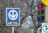 Métro de Montréal.