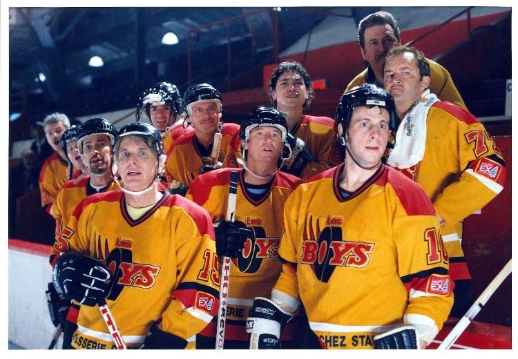 gicler hockey