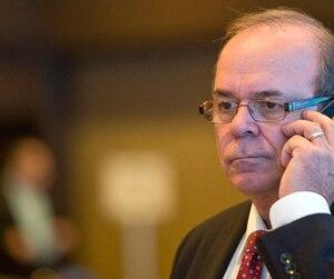 L'ex-président de la FTQ, Michel Arsenault, a fait l'objet d'écoute électronique lors de l'opération Diligence en 2008 et 2009.