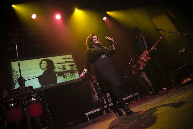Lancement du nouvel album de Nadja. GHYSLAIN LAVOIE / LE JOURNAL DE MONTRÉAL / AGENCE QMI