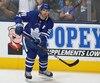 John Tavares n'allait pas laisser filer la chance de se joindre aux Maple Leafs.