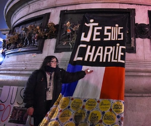 FRANCE-ATTACKS-CHARLIE-HEBDO-ANNIVERSARY