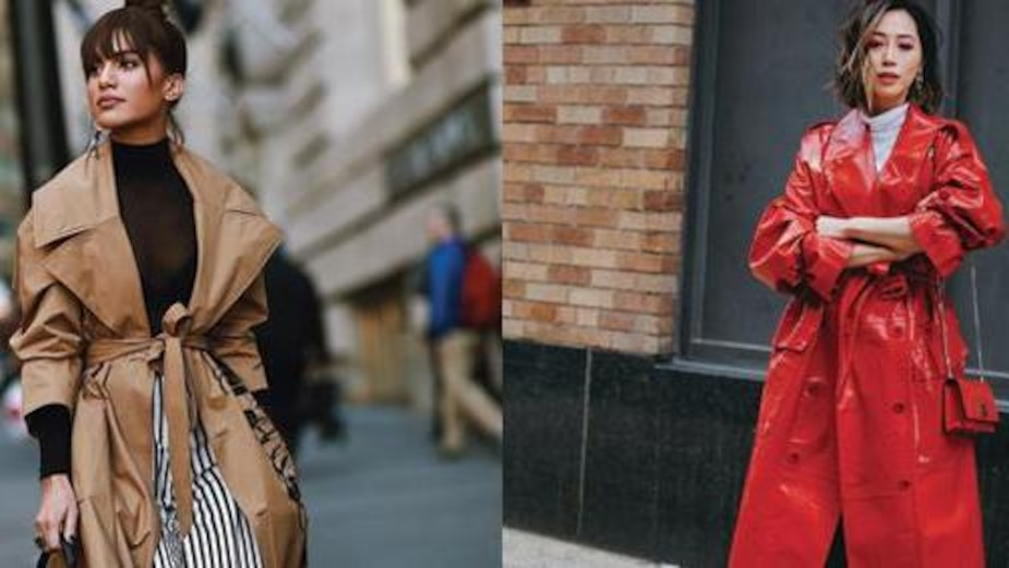 Image principale de l'article Tendance: trench-coat