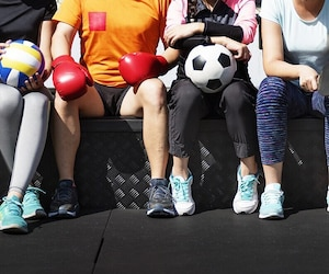 Bloc sports sport