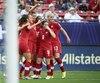 Le Canada a obtenu son billet pour la Coupe du monde de soccer féminin.